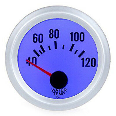 40-120 Celsius Degree Water Temperature Meter Gauge with Sensor