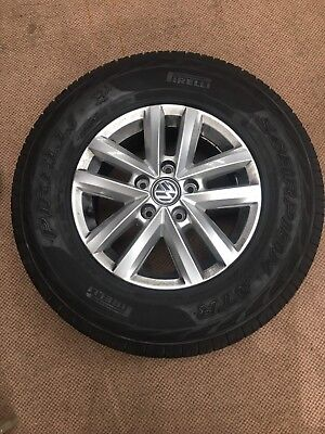 Volkswagen Amarok 16 Inch Genuine Wheels And Tyres Near New