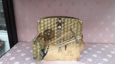 Antique mantle clock parts Garrard