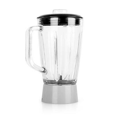 Carina Food Processor Mixing Blender Attachment 800W 1.5 Litre Pitcher Jug