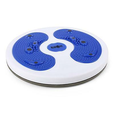 Klarfit Mytwist Body Twister Board Weight Loss Trimmer Magnetic Foot Massage