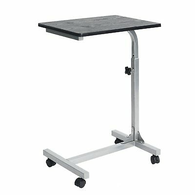 Medical Chair Table Adjustable Angle Home Over Bed Mobility Tray Hospital New