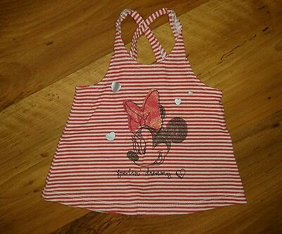 debardeur disney minnie 6 mois