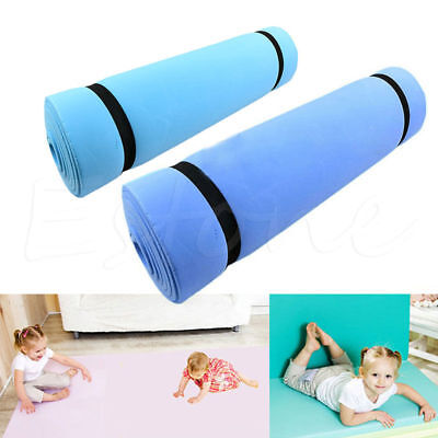 New 1PC EVA Foam Yoga Pad Eco-friendly Dampproof Sleeping Mattress Mat Exercise