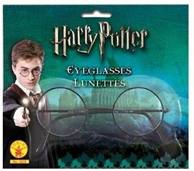 Official Harry Potter Glasses Round Specs Fancy Dress Book Week Wizard Accessory