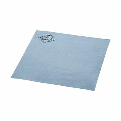 Vileda PVA Micro Cloth Blue (Pack of 5) 143585 [VIL17213]
