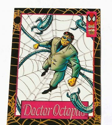 Dr Octopus 1994 Spider-Man Suspended Animation Limited Edition Subset # 9 of 12