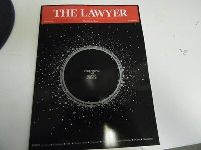 The Lawyer - September 2017
