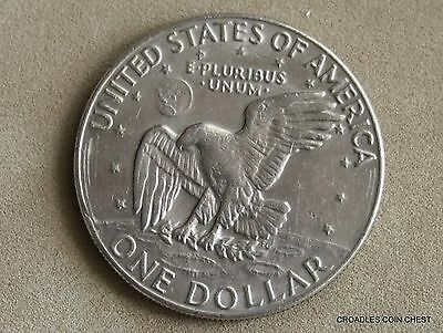 1978d EISENHOWER CIRCULATED LARGE DOLLAR UNITED STATES OF AMERICA #NVH40