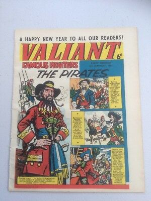 Valiant Comic 5th January 1963