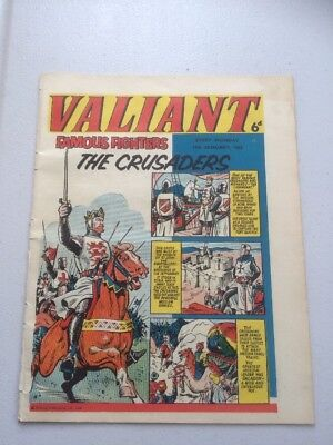 Valiant Comic 19th January 1963