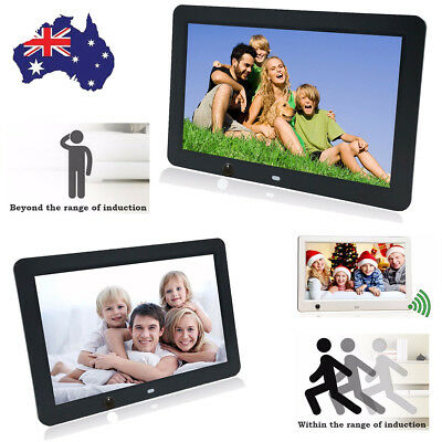 Practical High-definition Ultra-thin With Motion Sensor Digital Photo Frame 12''