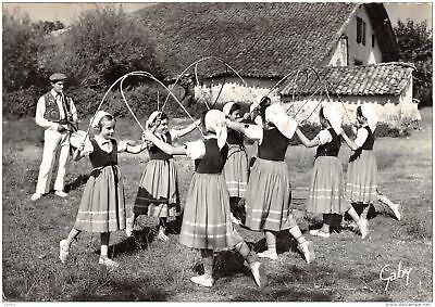64-Folklore Du Pays Basque-N°257-B/0299
