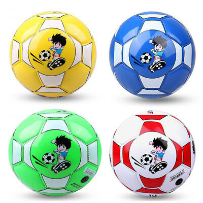Sports Outdoors Football Trainning Game Match Soccer Ball Size 2 for Kids Gift