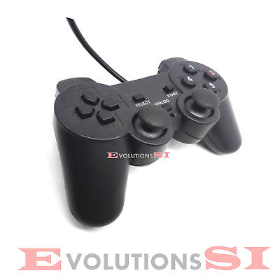 Mando Para Ps3 Y Pc Pad Usb Gamepad Ps 3 Ps3 Consola Play Station 3 Ordenador