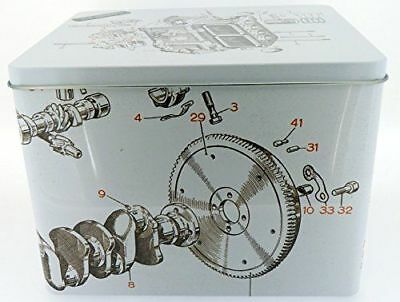 Really Good Workshop Gadget Nuts Bolts Tin Storage Birthday Fathers Home Gift