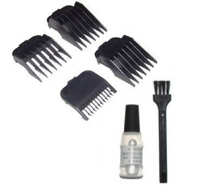 Wahl 4 Attachment Comb Set