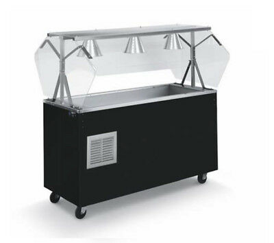 "Vollrath R3877446 Affordable Portable™ 46"" (3) Well Refrigerated Food Station"