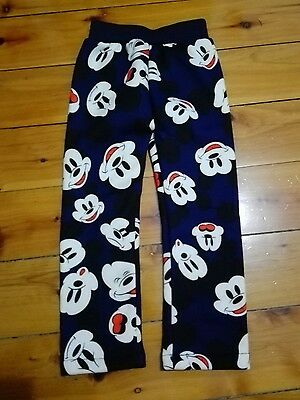 BNWT Mickey Mouse Pants