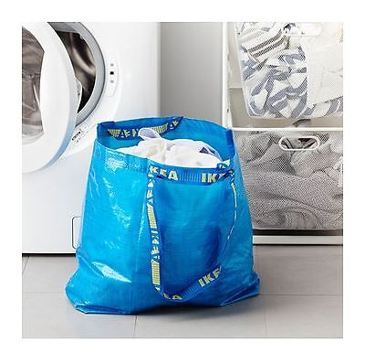 IKEA FRAKTA  BAG MED. Shopping Groceries Laundry Storage Tote ECO Bags  xStrong