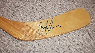 Steve Yzerman - Signed Detroit Red Wings Hockey Stick! Autographed! In-Person