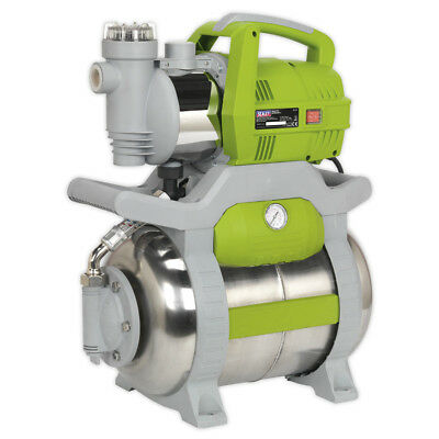 Surface Mounting Booster Pump Stainless Steel 55ltr/min 230V Model No.  WPB062S