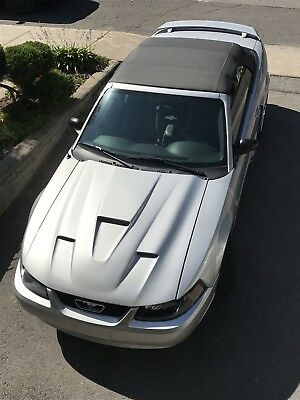 2004 Ford Mustang Mustang GT 40th Anniversary Mustang GT 40th Anniversary Coupe Convertable
