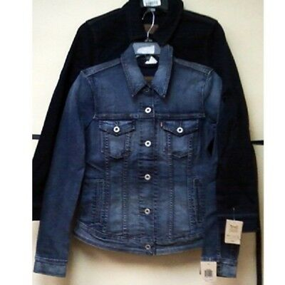 Levis ladies trucker style denim jacket 24pcs. [LSdj]