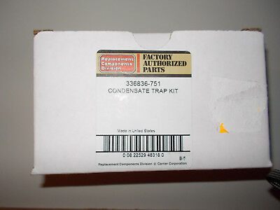 FACTORY AUTHORIZED Carrier Products Condensate Trap Kit OEM 336836-751