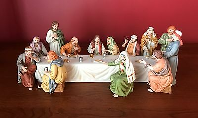 """Home Interiors and Gifts Greatest Stories Ever Told """"The Lord's Supper"""" #89880"""