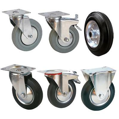 Spare Tire Wheel Transport div. mod. sz. Rollers Solid Rubber Tyres