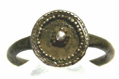 Roman military Silver Ring.