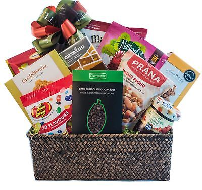 The Gluten-Free Gourmet Gift Basket