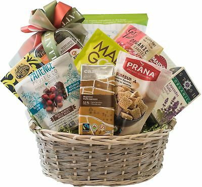 Organically Grown Gift Basket