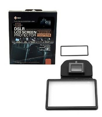 GGS DSLR Lcd Screen Protector For Canon 5D2 (Optical Glass)