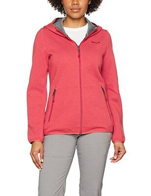 Salewa Woolen Light Wo W Fz Hoody Giacca, Donna, Donna, Woolen Light WO W (t8e)