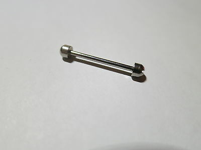 18mm  -  Stainless Steel Spring Bars Screws for Cartier Watch Strap