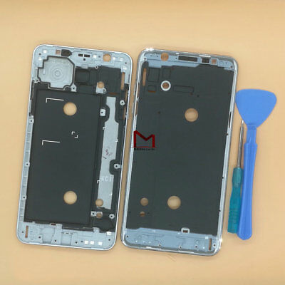 For Samsung Galaxy J7 2016 SM-J710 Metal Front LCD Bezel Frame Housing Cover