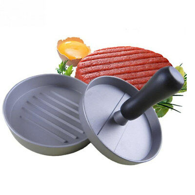 Metal Hamburger Press Maker Burger Patty Machine Kitchen Cooking Tools