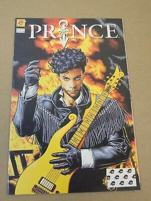 Dc Comics Prince: Alter Ego 1991 - Piranha Music - Solid Copy!!