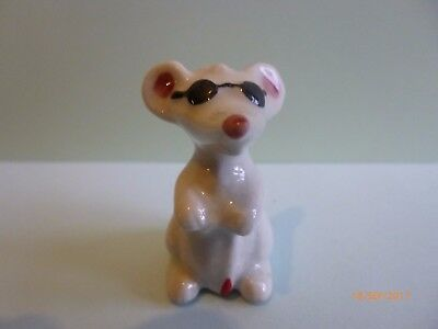 Wade Whimsie Blind Mouse White
