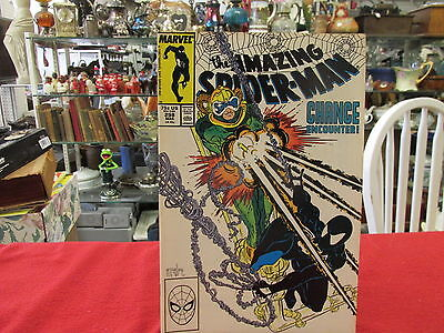 Amazing Spider-Man 298 FN 1st McFarlane On Spider-Man Eddie Brock Cameo Venom