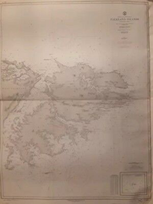 FALKLAND ISLANDS EASTERN PART drawn Sept. 1951