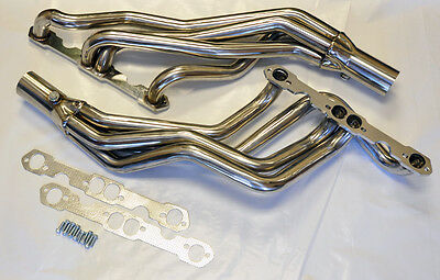 Chevy Camaro Pontiac Firebird 5.7L LT1 V8 Stainless Race Manifold Headers