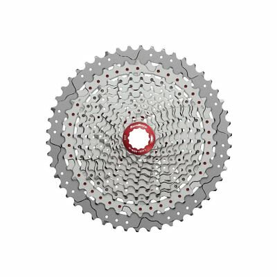 Wide Ratio Mtb cassette sprocket MX8 EA5 11 speed 11-50T metallic SUNRACE bike S