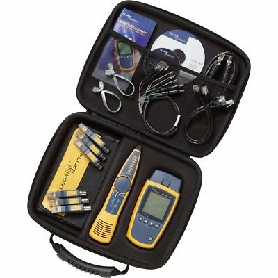 Fluke Networks Ms2-Kit Microscanner 2 Deluxe Kit Screen Protector Accessories
