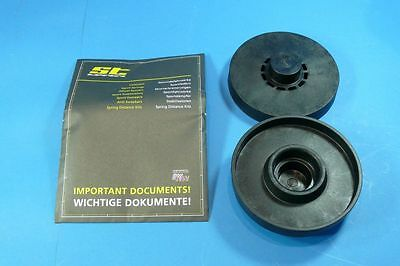 REAR SPRING SPACERS 0 25/32in For BMW 3 Series E36/E46 Rear TÜV Certified NEW