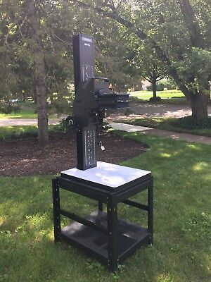 Beseler 45V-XL large format enlarger with extras