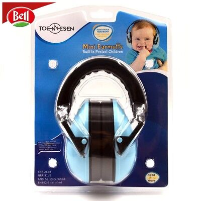 Baby Hearing Protection Ear Muffs Kids Ear Defenders for 3 Month to 12 Years