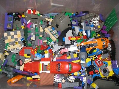 Bundle of lego. 7.5kg Harry Potter, Lego City and other